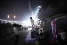 F-1 lenktynės Singapūre baigėsi L. Hamiltono triumfu