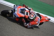 """MotoGP. Aragone - ketvirtoji J. Lorenzo """"pole"""""""