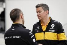 """M. Budkowskis: """"Renault"""" yra pasiruošusi atakai"""
