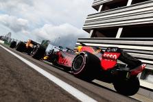 """F. Alonso, """"Red Bull"""" ir """"Toro Rosso pilotai startuos iš rikiuotės galo"""