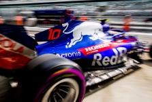 P. Gasly Meksikos GP lenktynes pradės iš rikiuotės galo