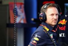 C. Horneris sako, kad buvo neteisingai suprastas apie Vettelio-Verstappeno dvikovą