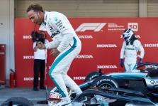 L. Hamiltonas: mano tikslas buvo pavyti A. Senna, o ne M. Schumacherį