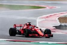 S. Vettelis nepatenkintas jam skirta bauda