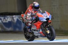 "<span style=""background:#d5002c; color:white; padding: 0 2px"">MotoGP</span> Japonijoje iš ""pole"" pozicijos startuos A. Dovizioso"