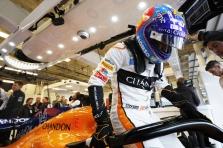 F. Alonso: nesitikime stebuklų Ostine