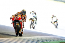 MotoGP. Japonijoje triumfavęs M. Marquezas užsitikrino čempiono titulą