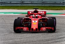 """S. Vettel: """"Ferrari"""" prireikė per daug laiko, kad sugrįžtume į gerą formą"""