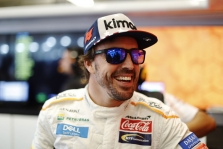 """Oficialu: F. Alonso sugrįžta į """"Formulę-1"""""""