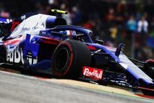 """P. Gasly tikisi pranašumo iš """"Honda"""" jėgainės kovoje su """"Sauber"""""""