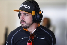 """""""Renault"""" neplanuoja šiemet suteikti galimybę F. Alonso sudalyvauti treniruotėse"""