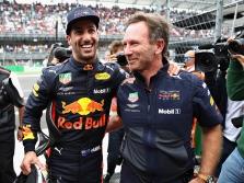 C. Horneris: iki šiol nesuprantu, kodėl D. Ricciardo išėjo...