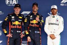 D. Ricciardo nesitikėjo tokių gerų santykiu su M. Verstappenu