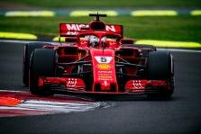 """S. Vettelis: """"Ferrari"""" šiemet neturėjo dominuojančio bolido"""
