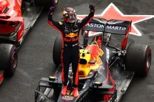 Naktį prastai miegojęs M. Verstappenas džiaugėsi iškovota pergale