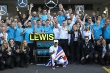 P. Lowe: pralaimėjęs N. Rosbergui, L. Hamiltonas tapo stipresniu pilotu