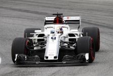 """M. Ericssonas: Noriu parodyti, ką """"Sauber"""" praranda"""