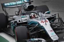 L. Hamiltonui gresia bauda už variklio keitimą