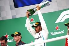 L. Hamiltonas: Titulas bus puikus perėjimas į 2019-uosius