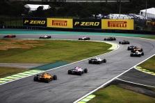 Europos spauda komentuoja Brazilijos GP etapą