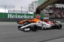 C. Leclercas: komanda nesitikėjo šiemet turėti tokį gerą bolidą