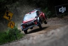 WRC. Australijos ralį geriausiai pradėjo M. Ostbergas