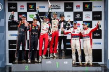 WRC. J.-M. Latvala nugalėjo Australijos ralyje, S. Ogier šeštą kartą tapo čempionu