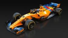 """Paskutinėms F. Alonso lenktynėms - specialus """"McLaren"""" bolido išdažymas"""