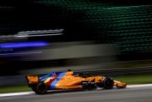 F. Alonso: nesitikėjome patekti į antrą važiavimų dalį