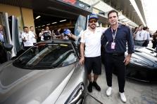 F. Alonso: grafikas labiau įtemptas nei prieš metus