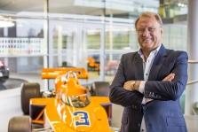 "B. Fernley paliko ""McLaren"""