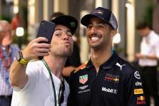 D. Ricciardo apie išaugusius lūkesčius: tai padrąsina