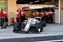 """K. Raikkonenas: """"Sauber"""" turi viską, kad sukurtų gerą bolidą"""