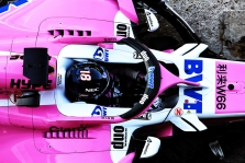 """Force India"" oficialiai pervadinta į ""Racing Point"""