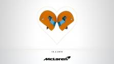 """""""McLaren"""" savo naująjį bolidą pristatys vasario 14 d."""