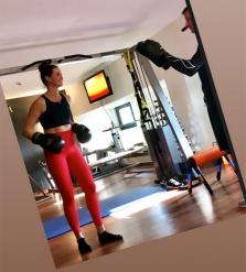 Kimis tapo žmonos bokso treneriu