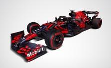 """""""Red Bull"""" parodė naująjį RB15"""