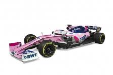 """""""Racing Point"""" pristatė naująją mašiną"""