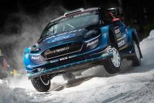 "<span style=""background:#000000; color:white; padding: 0 2px"">WRC</span> Švedijos ralio lyderiu tapo T. Suninenas"