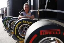 M. Isola: lenktynininkai sako, kad padangos blogesnės, tačiau taip nėra