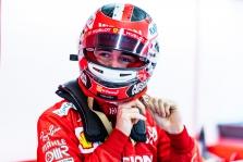 Ch. Leclercas: norėčiau pranokti S. Vettelį