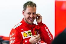 S. Vettelis: net negalvoju apie karjeros pabaigą