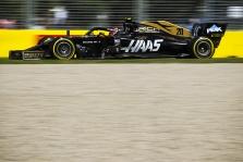 """""""Haas"""" – trečia komanda pagal kvalifikacijos rezultatus"""