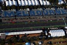 Australijos GP: lenktynės (tiesiogiai)