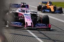 S. Perezas: F-1 reikia tokios konkurencijos, kokią matėme 2012 m.