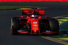 Bahreino GP: penktadienio treniruotė Nr. 2
