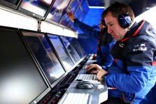 "J. Eggintonas – naujasis ""Toro Rosso"" technikos direktorius"