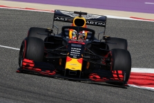 M. Verstappenas: šiandien mes nenusipelnome podiumo