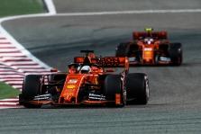 """""""Mercedes"""": """"Ferrari"""" persvara Kinijoje ir Azerbaidžane bus dar didesnė"""