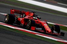 Kinijos GP: penktadienio treniruotė Nr. 1